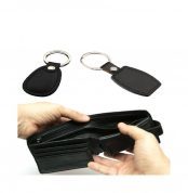 afreeto-leather-wallet-with-2-key-chains-black